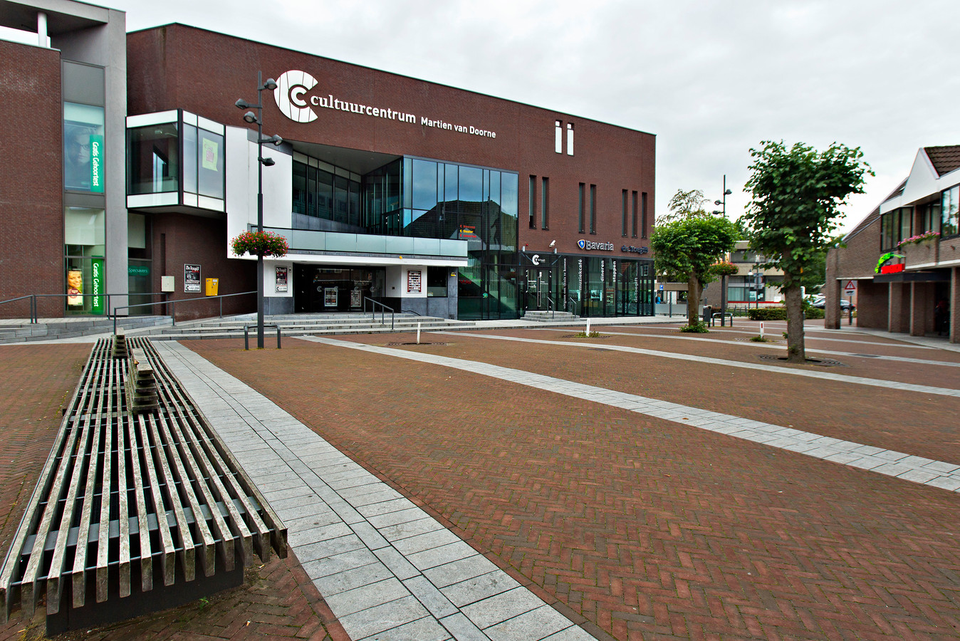 Cultuurcentrum Deurne (archieffoto).