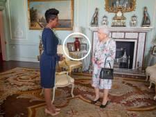 Pourquoi le portrait du prince Harry et de Meghan Markle a disparu de Buckingham Palace