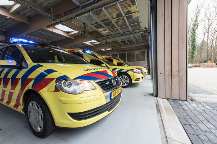De Utrechtse ambulancedienst RAVU gaat ambulanceposten realiseren in de omgeving van Lexmond en bij Schoonrewoerd.