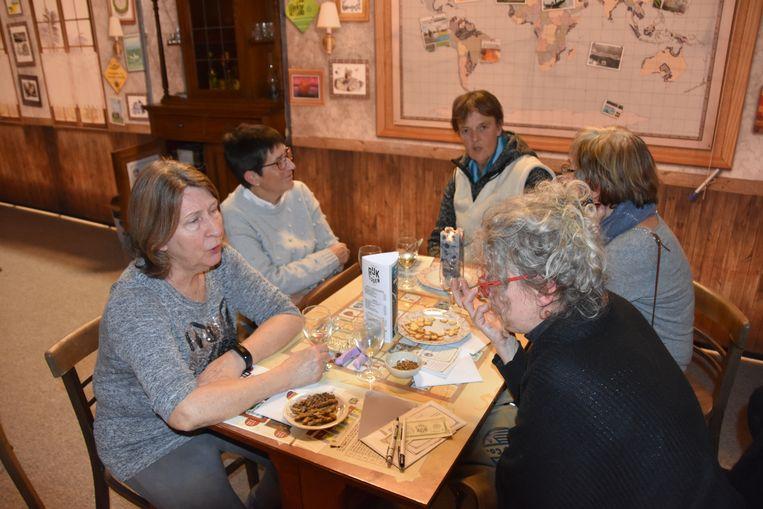 Klimaatcafé in gemeentehuis De Panne geopend
