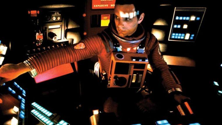2001: A Space Odyssey, van regisseur Stanley Kubrick uit 1968. Beeld -