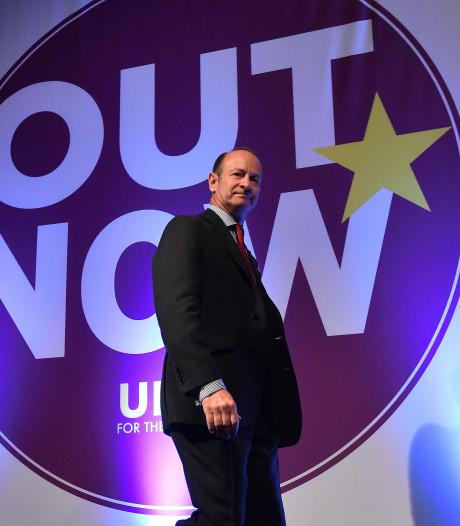UKIP-leider weg omdat zijn vriendin racistische sms'jes stuurde over Meghan Markle