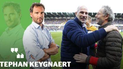 Onze chef voetbal bedankt Standard omdat zij de illusie wekken dat Club nog geen kampioen is