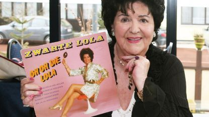 'Zwarte Lola uit de stripteasebar' is niet meer: Annie Heuts overlijdt op 90-jarige leeftijd