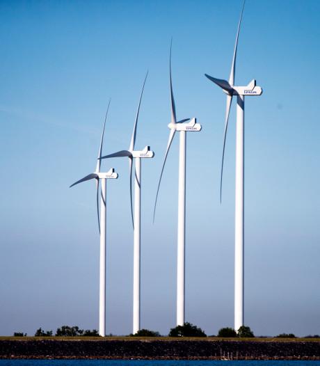 Tubbergen wil 'heel graag' windmolens, maar wacht op provincie