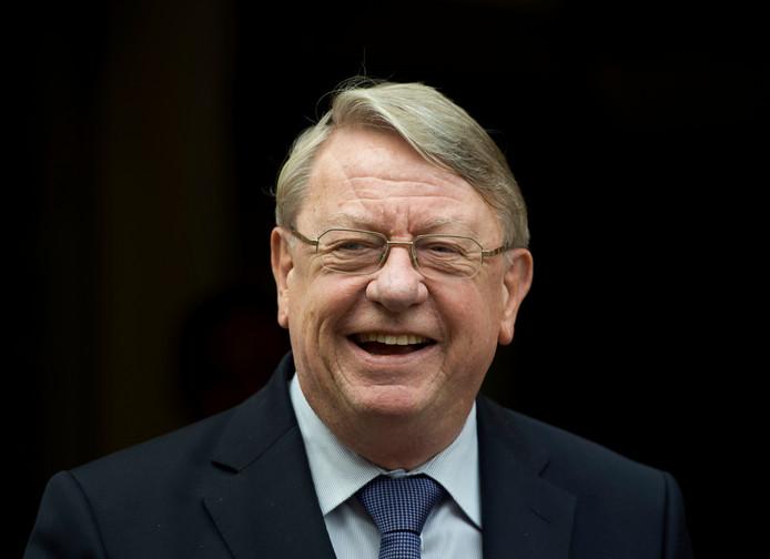 Voormalig minister van Defensie Hans Hillen (CDA).