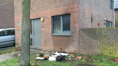 Twee bewoners gewond bij keukenbrand
