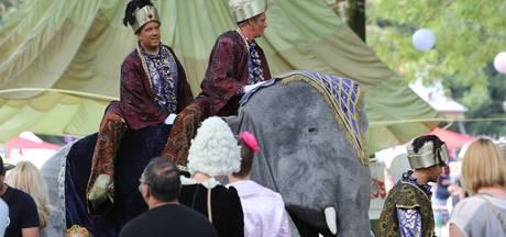 Bijna sprookjesfeest Elzeneindfestijn, dan een jaartje niet