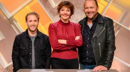 Gert Verhulst en Evi Hanssen te zien in Nederlandse panelshow 'Sterke Verhalen'