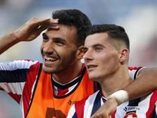 Marios Vrousai wil zelf dolgraag naar Willem II