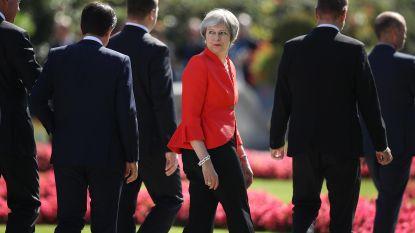 Hoe de ondergang van kamikazepremier Theresa May tot stand kwam