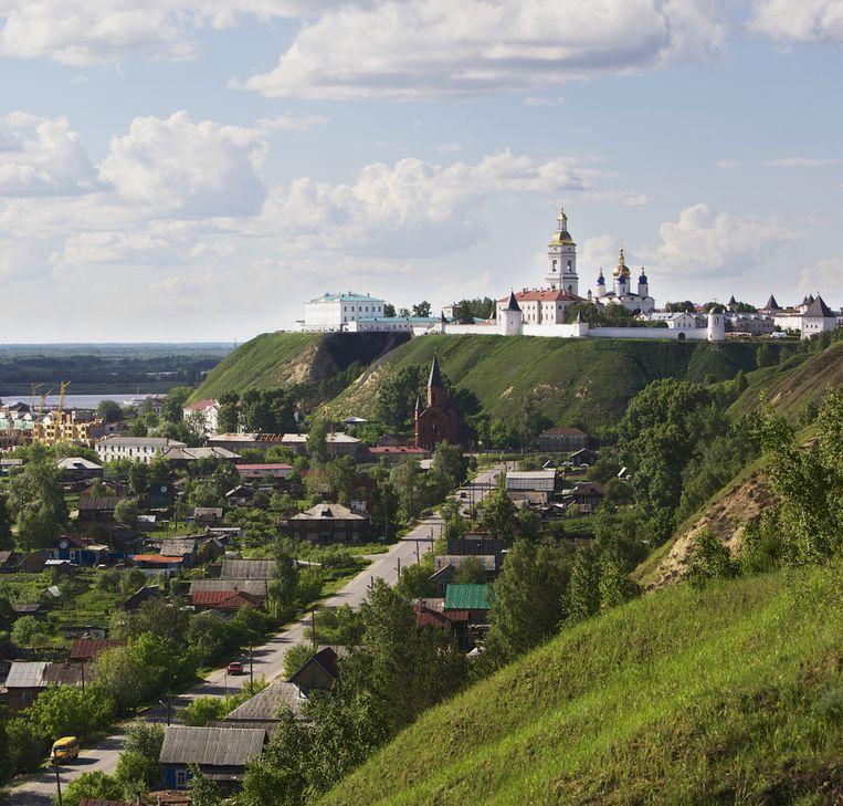 Het kremlin van Tobolsk. Beeld Getty Images/Perspectives