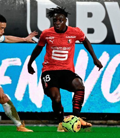 Premier assist rennais pour Jérémy Doku, fin de série pour Jason Denyaer et Lyon
