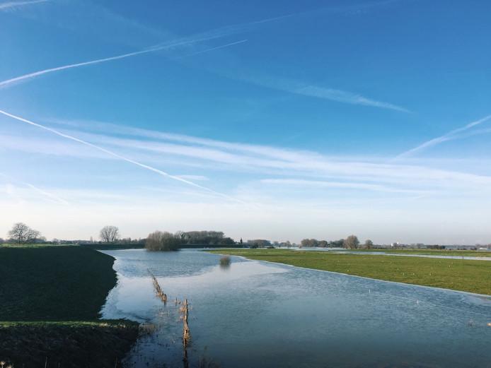 Femke schoot in Ewijk dit kiekje van een typisch Hollands landschap.