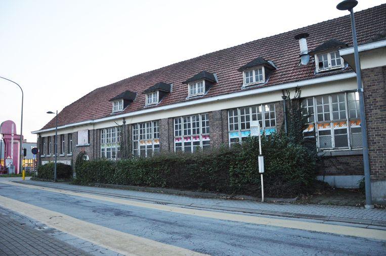 De Kaaischool zal voor een groter deel behouden blijven.