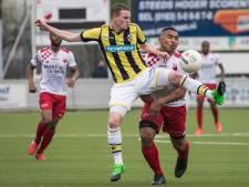 Klein Holte blijft bij Jong Vitesse