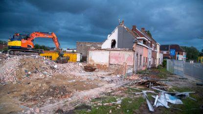 Huizenrij in Neerstraat gaat tegen de vlakte