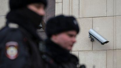 Man met mes valt twee mensen aan in kerk in Moskou