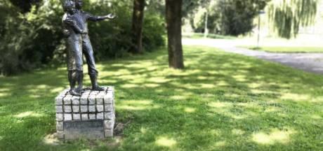 Touwtrekken om De Polderpioniers in Dronten: 'Beeld moet eenheid brengen, maar geeft tweespalt'