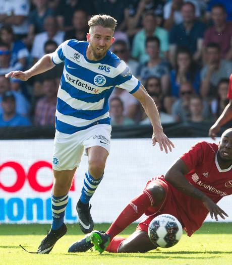 Twee duels De Graafschap naar later tijdstip, FC Groningen-Vitesse twee dagen verplaatst