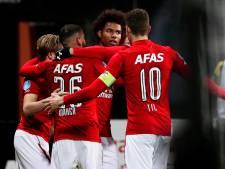 Oppermachtig AZ bevestigt reputatie als Cupfighter
