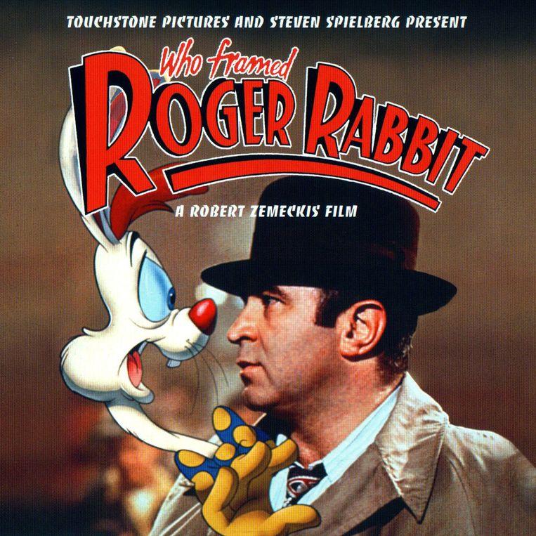 Roger Rabbit Beeld