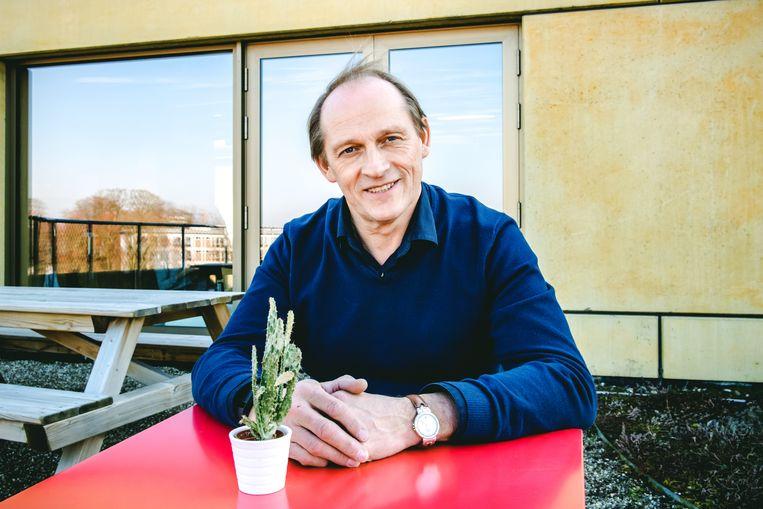 Prof. dr. Ivo Lambrichts, vicedecaan faculteit Geneeskunde en levenswetenschappen