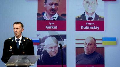 Drie Russen en Oekraïner vervolgd voor neerhalen MH17, proces volgend jaar van start
