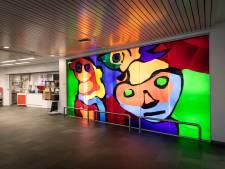 Gemeente doet aangifte vermissing 24 kunstwerken Slotervaartziekenhuis