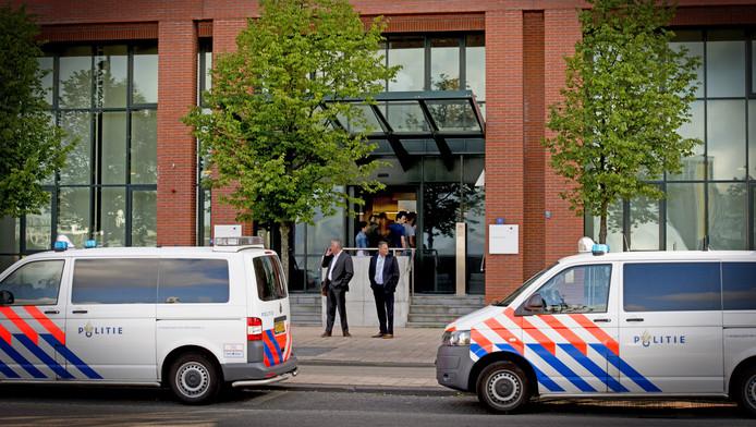In de Rotterdamse rechtbank werd vandaag het proces tegen twee vermoedelijke Syriëgangers gevoerd.