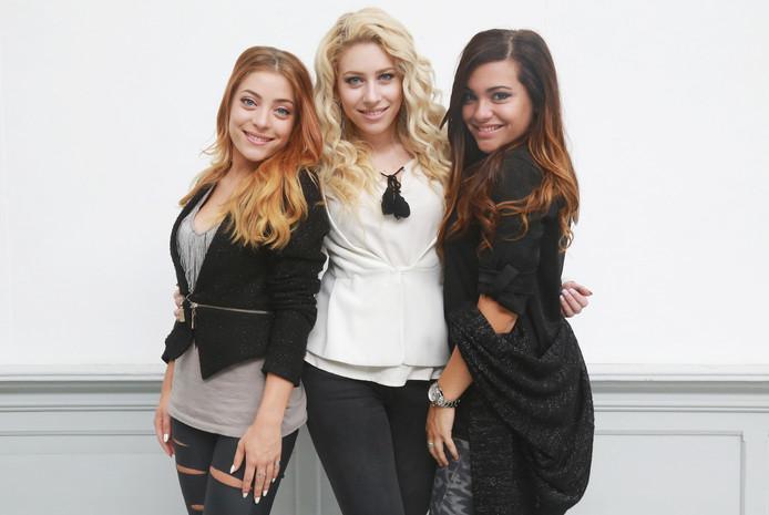 Amy ,Lisa en Shelly Vol.