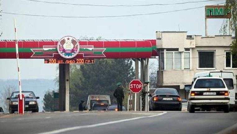 De Moldaavse grens