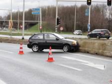 Twee ongelukken achter elkaar op A1 bij Terschuur