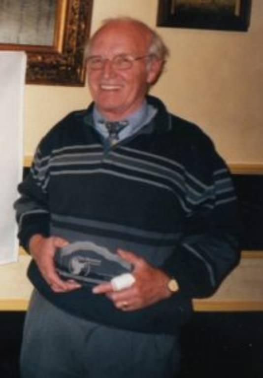 Leo Vaes werd in 2002 benoemd tot erelid van De Vennen.