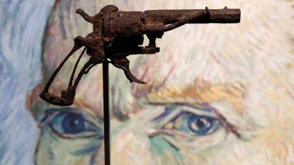 Revolver waarmee Van Gogh zich van het leven benam verkocht voor 162.000 euro