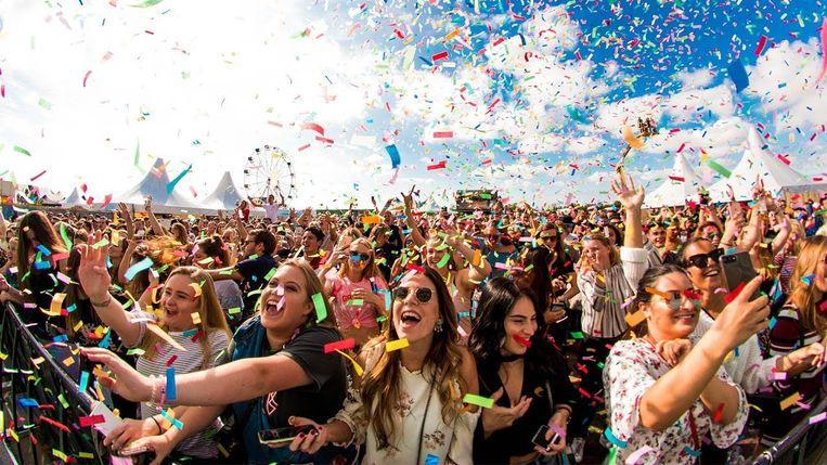 City of dance festival Middelburg. Beeld Still uit aftermovie