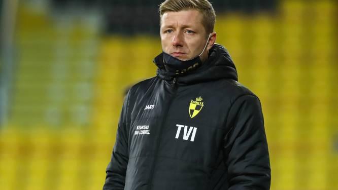 """Lierse Kempenzonen bewaart de kalmte na 3 op 21, trainer Van Imschoot """"niet ter discussie"""""""
