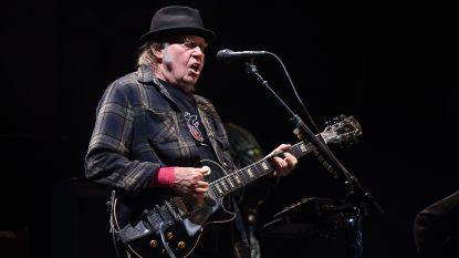 Neil Young op 9 juli in Sportpaleis Antwerpen