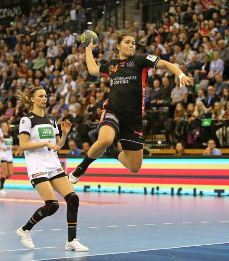 Handbalster Martine Smeets bij voorlopige WK-selectie Oranje