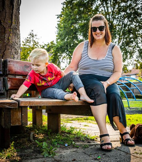 Mandy Boender woonde overal in Hoeksche Waard: 'Heel rondje over het eiland gehad'