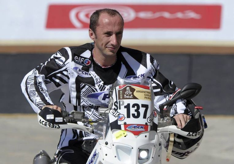 Sébastien Coué. Beeld afp