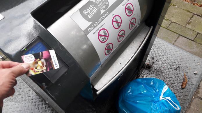 Arnhemmers moeten weer op zoek naar hun afvalpas.