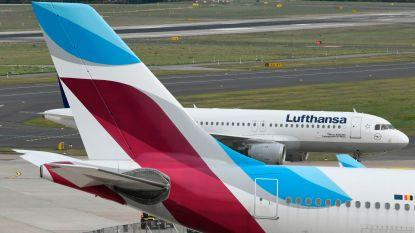Staking bij Lufthansa voorlopig van de baan