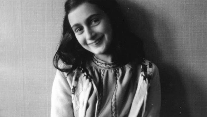 Annelies Marie (Anne) Frank in 1941.