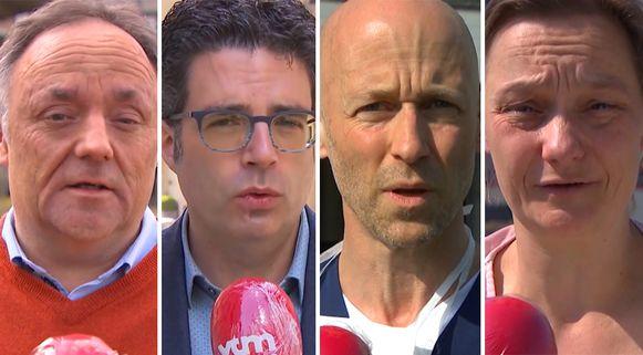 Experts Marc Van Ranst, Steven Van Gucht, Geert Meyfroidt en Erika Vlieghe deden vandaag in VTM Nieuws een oproep om de zomer te redden.
