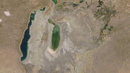 De jongste woestijn ter wereld