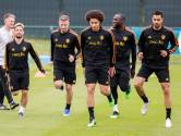 """Mertens wedstrijdfit, Martínez waarschuwt spelers: """"Schotten hebben talent én vertrouwen"""""""