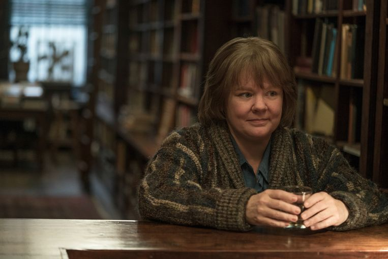 Melissa McCarthy in Can You Ever Forgive Me?  Beeld