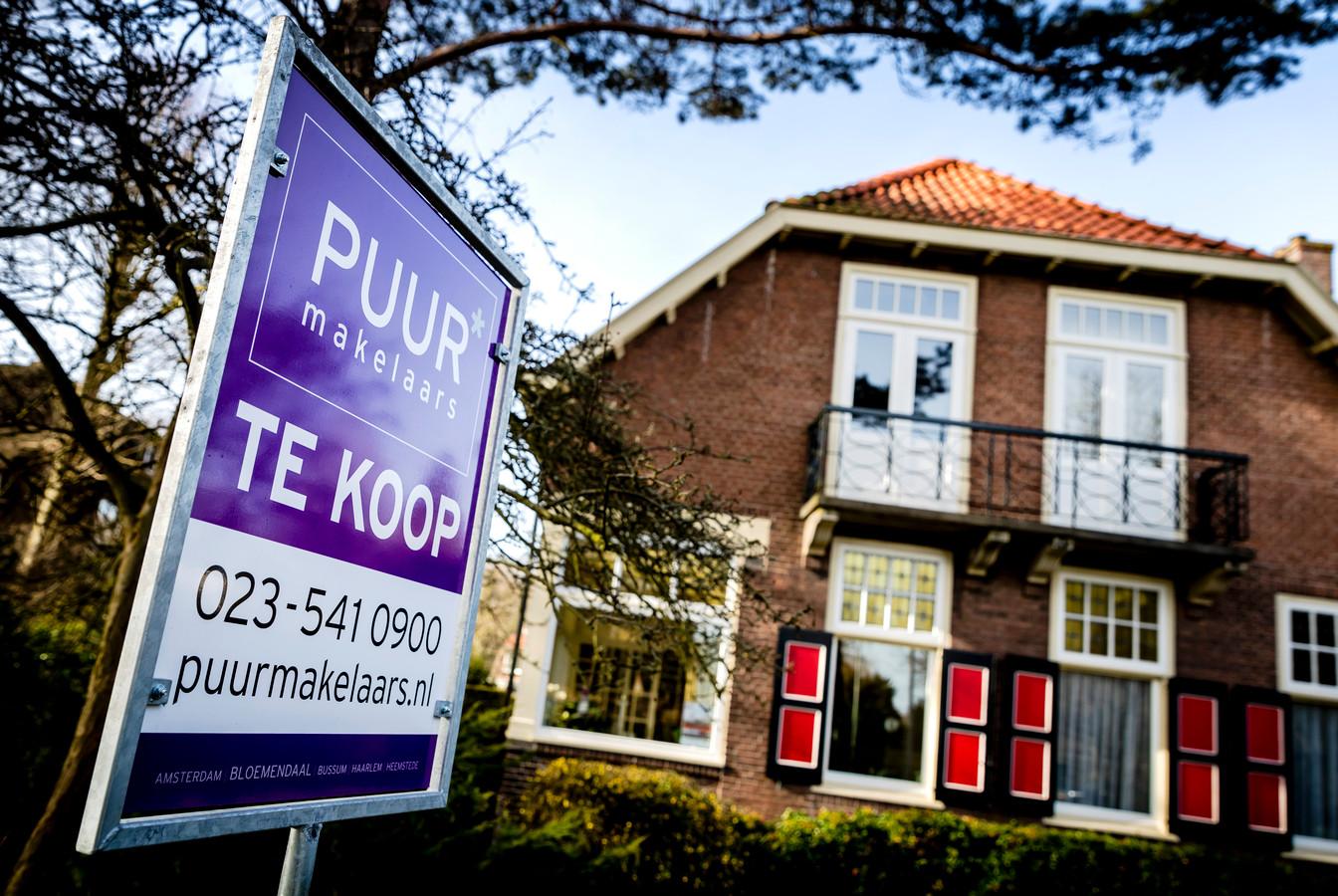39 rappe prijstoename huizen niet vol te houden 39 foto for Huis te koop van eigen huis en tuin