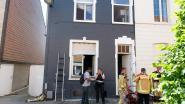 Appartement volledig uitgebrand